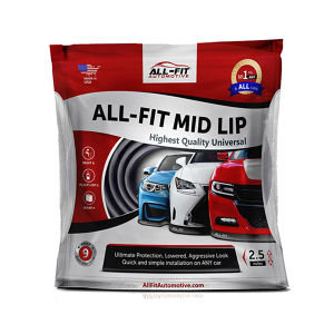 ALL FIT MID LIP (2.5inc-約6.4cm)