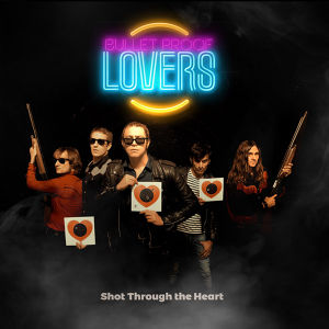 bullet proof lovers / shot through the heart cd
