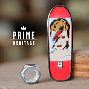 PRIME JASON LEE BOWIE BOARD PIN デヴィッド ボウイ