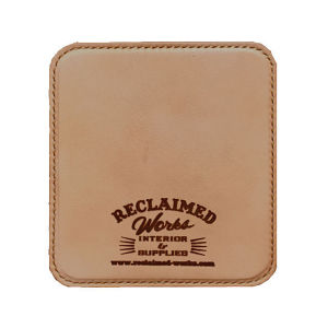 Hand Made Leather Mouse Pad