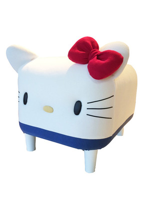 【S2-P3】Frien' Zoo Stool - Kitty -