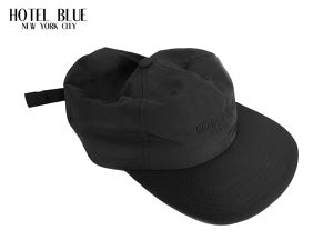 Hotel Blue|TASLAN LOGO HAT Black