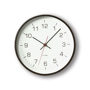 KATOMOKU plywood wall clock 4 km-44B