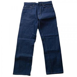 METAL×DOMESTICS RAW DENIM PNTS-14oz