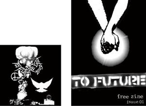 V.A - TO FUTURE GIG 2009(CD+FANZINE)