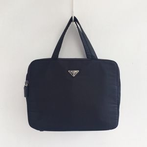 PRADA nylon travel pouch & bag