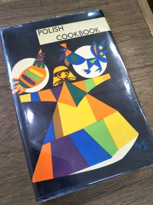 【古書】『POLISH COOKBOOK』(洋書・英語)