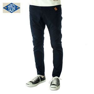 017007004(FLEXIBLE EDGED PANTS)NAVY