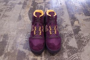 The Packer Shoes × New Balance P740〝PURPLE REIGN〟
