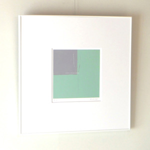 Gray & Color-A1(額装品)