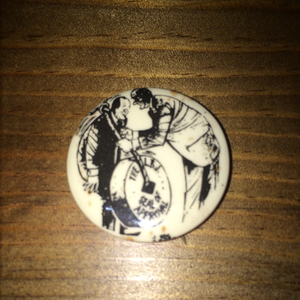 Vintage Can Badge 4