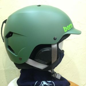 【BERN】WATTS WINTER MODEL / LEAF GREEN