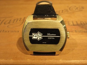 70's Jumping Hour Watch