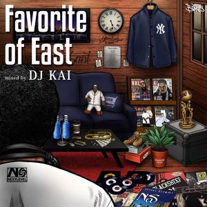 DJ KAI / Favorite of East / MIXCD
