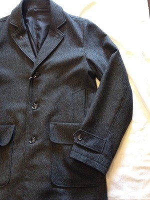 CHESTER HUNTING COAT(weac./eight days a weac.)
