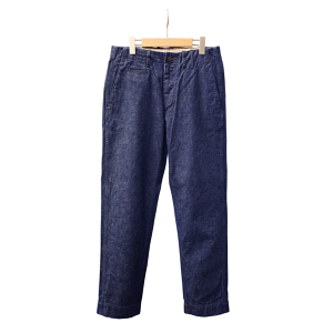 WORK TROUSERS (NEP DENIM)