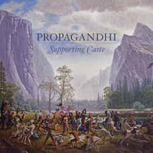 "Propagandhi ""Supporting Caste"" / LP"