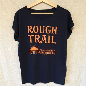 T-shirts【Ladies'】navy