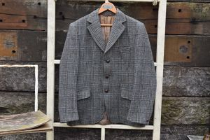 60s vintage Harris Tweed Dunn&co