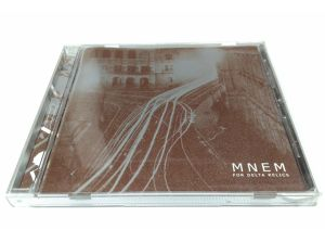 [USED] MNEM - For Delta Relics (2003) [CD]