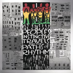(2LP) A Tribe Called Quest 「People's Instinctive Travels and the Paths of Rhythm (25th Anniversary Edition)」