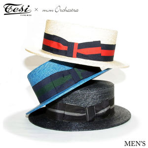 TESI × m.m Orchestra / Boater