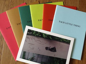 EACH LITTLE THING #1-6set