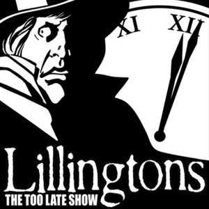 the lillingtons / the too late show cd