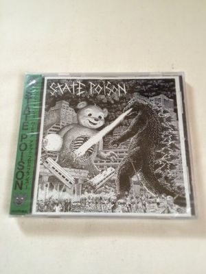 STATE POISON-discography CD
