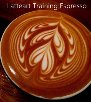 Latteart Training Espresso 1kg