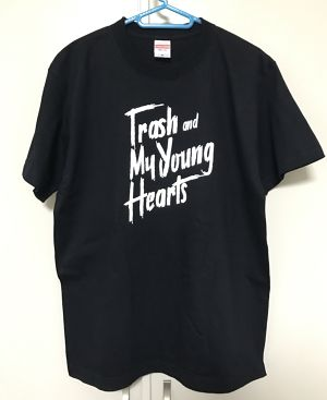 Trash & My Young Hearts T-shirt