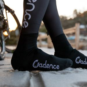 CADENCE SHERMAN SHOE COVERS - BLACK