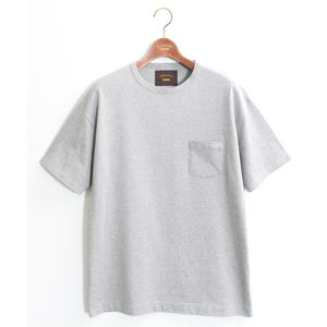 LSD-17SS-T003 Loos pocket tee -Gray