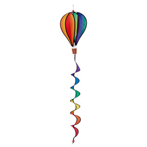 Hot Air Balloon Twist Mini Radiant Rainbow