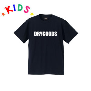 DRYGOODS LOGO TEE for KIDS