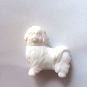 AVON  dog perfume bottle