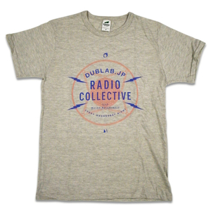DUBLAB.JP RADIO COLLECTIVE T-shirts