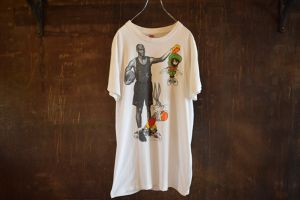 90's NIKE Micheal Jordan SPACE JAM T-Shirts