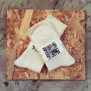 ORGANIC THREADS SOCKS