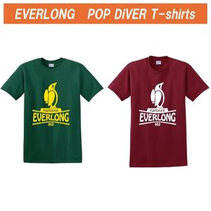 EVERLONG POPDIVER T-SHIRTS