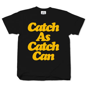 Catch As Catch Can black