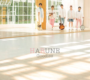 [Goodies] Single「HARUNE」通常盤