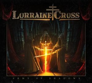 LORRAINE CROSS 『Army Of Shadows』 輸入盤:国内流通仕様CD