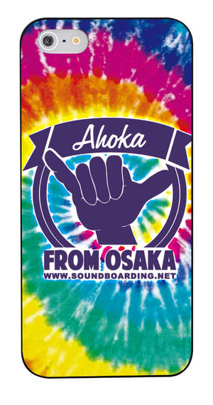 "SALE!!! iPhone5/5sケース ""Ahoka From Osaka"""