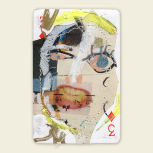 Masaho Anotani / Playing Card 2 #02