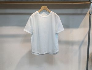 "CURLY""PROSPECT SS TEE WHITE"""