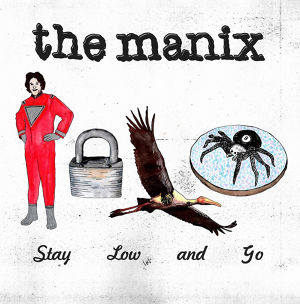 """the manix / stay low and go 12"""""""