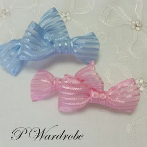 Sheer Stripe Ribbon