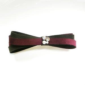 suede ribbon BSV