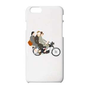 Francis, Peter & Jack iPhone case